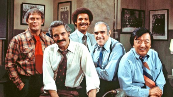 Barney Miller TV show on ABC: canceled or renewed?