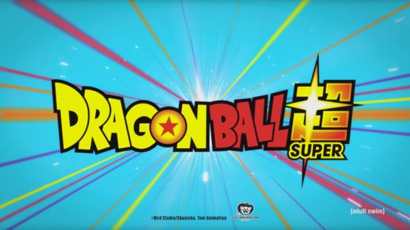 Dragon Ball Super TV show on Adult Swim