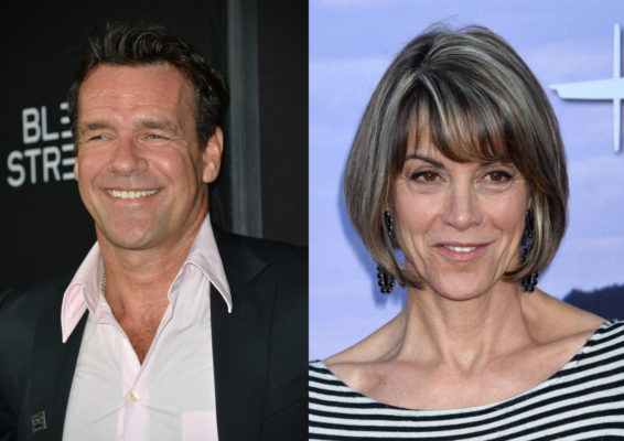 David James Elliott, Wendie Malick