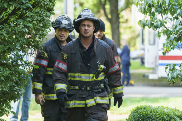 Chicago Fire TV show on NBC: season 6