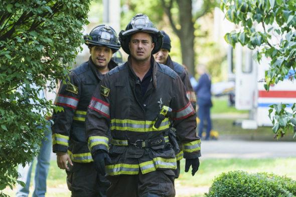 Chicago Fire TV show on NBC: season 6