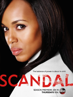 Scandal TV show on ABC