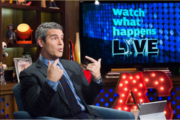 Watch What Happens Live TV show on Bravo