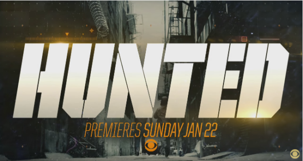 Hunted TV show on CBS