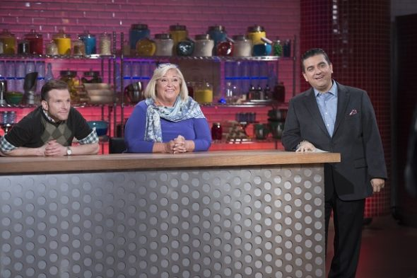 Bakers vs. Fakers TV show on Food Network: canceled or renewed?