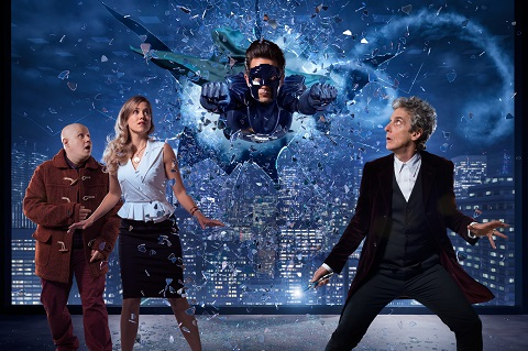 Doctor Who TV show on BBC America