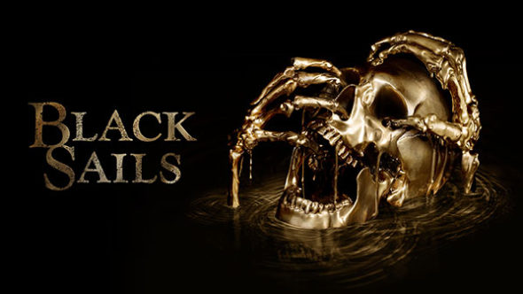 Black Sails TV show on Starz: season 4 trailer from Starz (canceled or renewed?) Black Sails season 4 (canceled or renewed?)