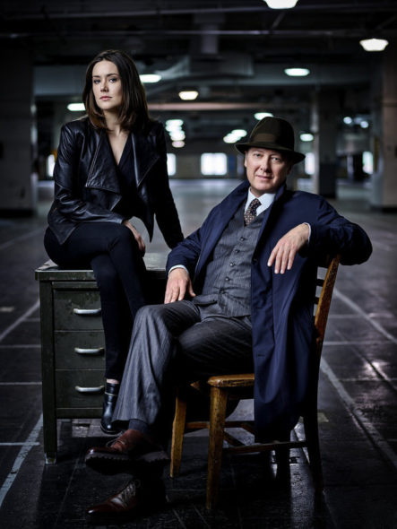The Blacklist TV show on NBC: Season 5 (canceled or renewed?)