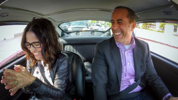 Comedians in Cars Getting Coffee TV show on Crackle: canceled or renewed?