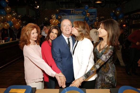 Days of our Lives TV show on NBC: renewed through 2018 (canceled or renewed?) Days of Our Lives 13,000th episode on NBC: canceled or renewed?