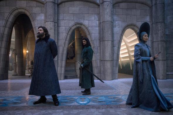 Emerald City TV show: canceled or renewed?