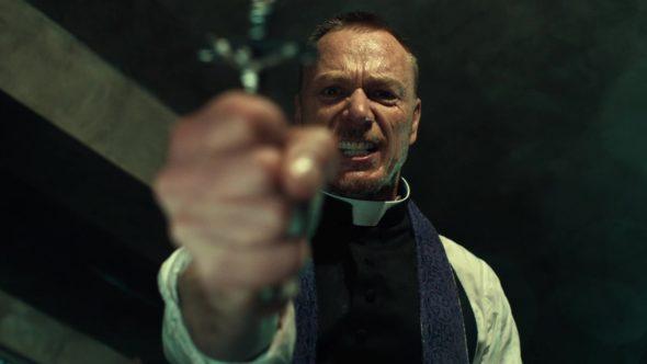 The Exorcist TV show on FOX (cancel or season 2?)