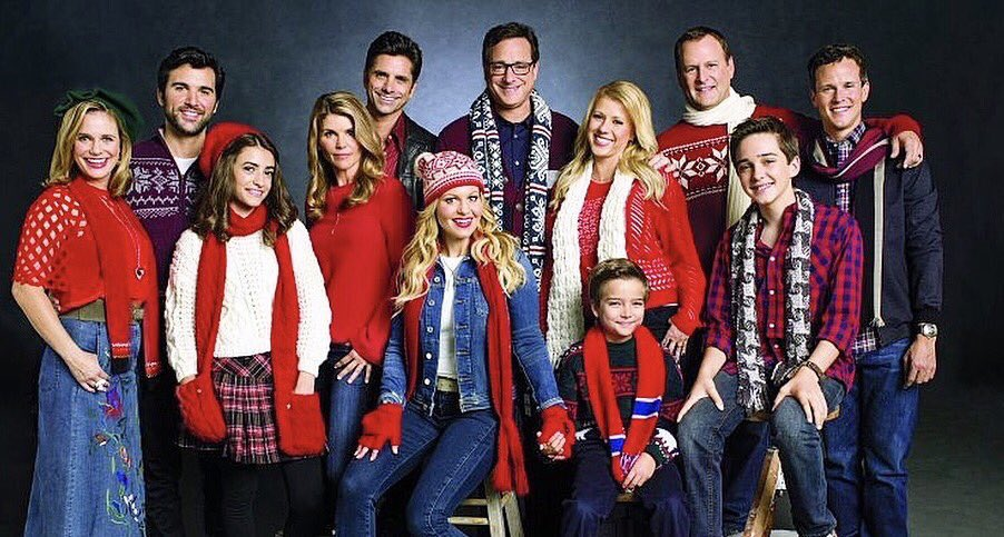 Fuller house season three renewal for netflix tv series - House of tv show ...