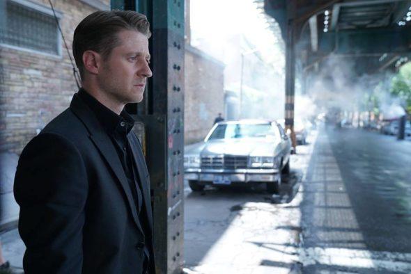 Gotham TV show on FOX: canceled or season 4?