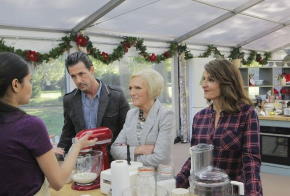 The Great American Baking Show TV Show: canceled or renewed?