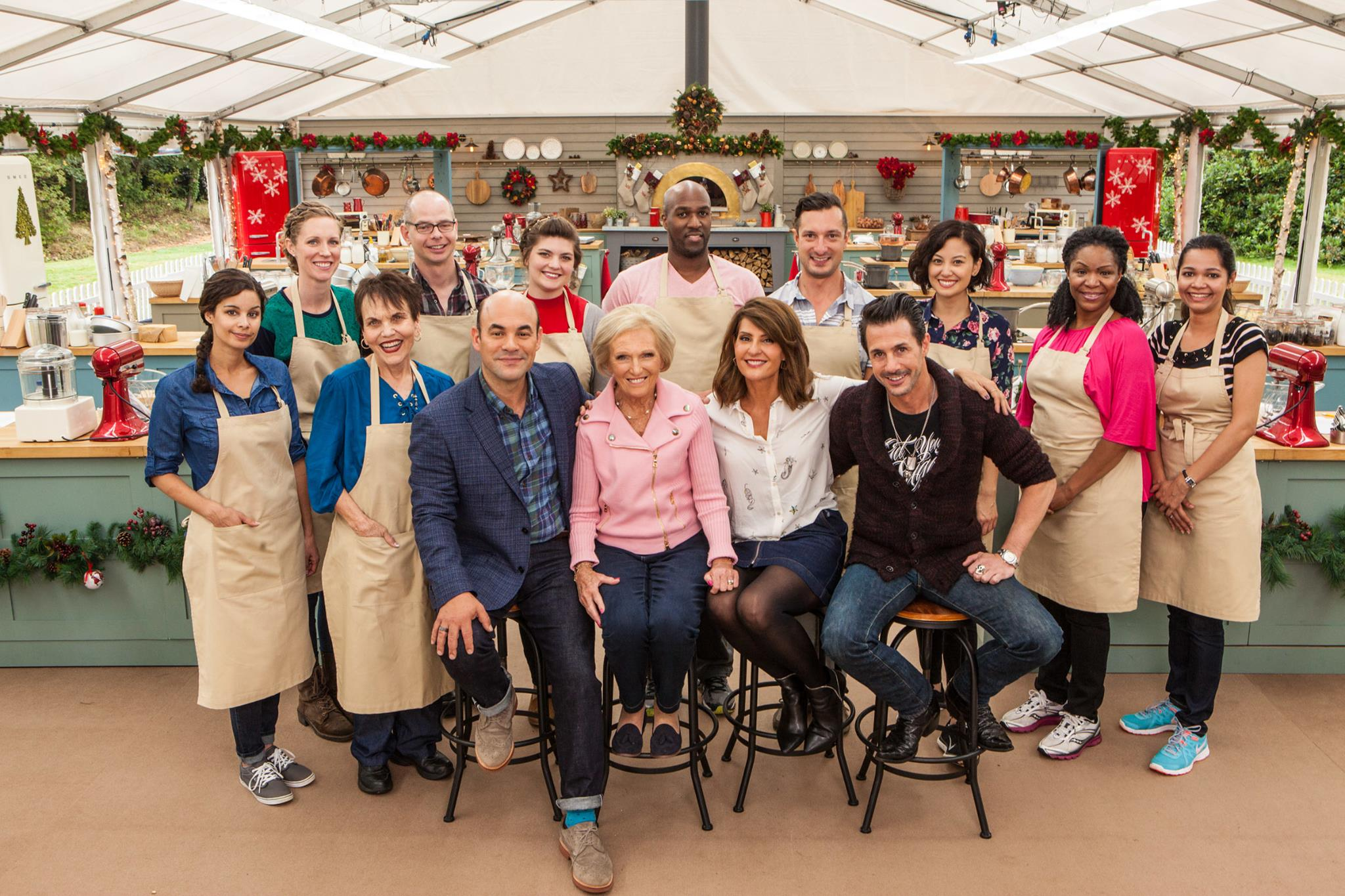 Cake Tv Show America : Great American Baking Show: ABC TV show - ratings (cancel ...