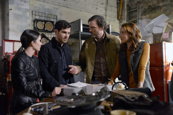 Grimm TV show on NBC: Season 6 (canceled or renewed?) Grimm TV show on NBC: Season 6 premiere (canceled or renewed?)