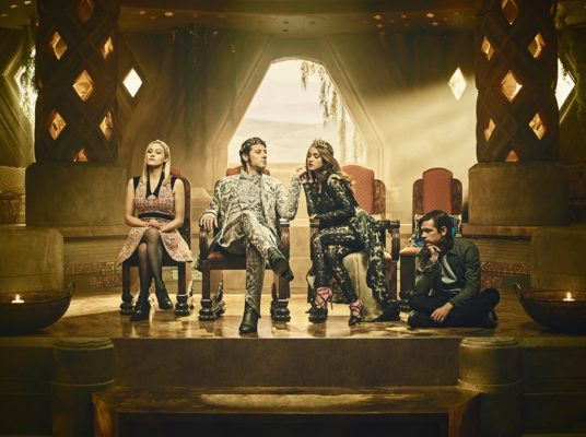 The Magicians TV show on Syfy