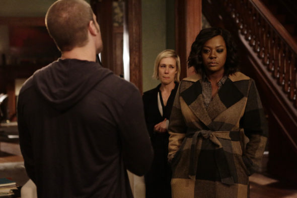 How to Get Away with Murder TV show on ABC: season 4 (canceled or renewed?)
