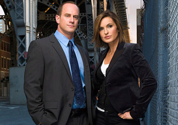Law & Order Special Victims Unit TV Show: canceled or renewed?