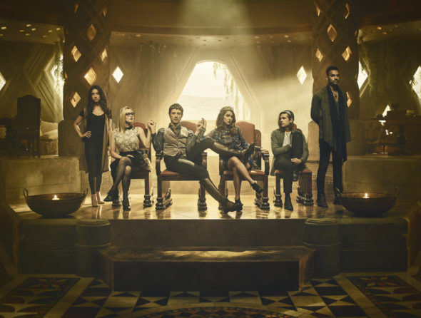 The Magicians TV show on Syfy: season 2 (canceled or renewed?)