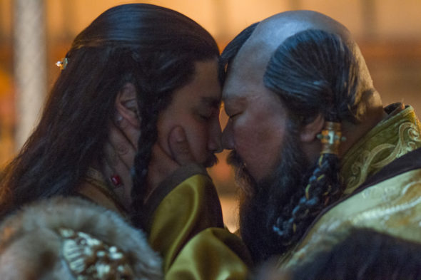 Marco Polo TV show on Netflix: canceled, no season 3. Marco Polo TV series cancelled after season two on Netflix. No season 3 of Marco Polo on Netflix (canceled or renewed?)