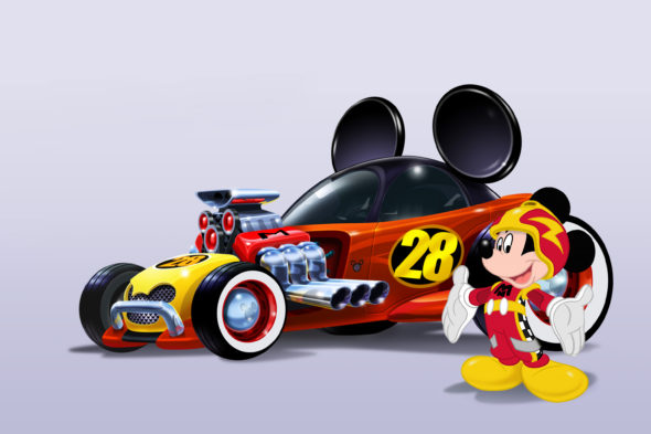 Mickey and the Roadster Racers TV show on Disney Junior: season 1 (canceled or renewed?) Mickey and the Roadster Racers TV show on Disney Junior: season 1 premiere (canceled or renewed?)