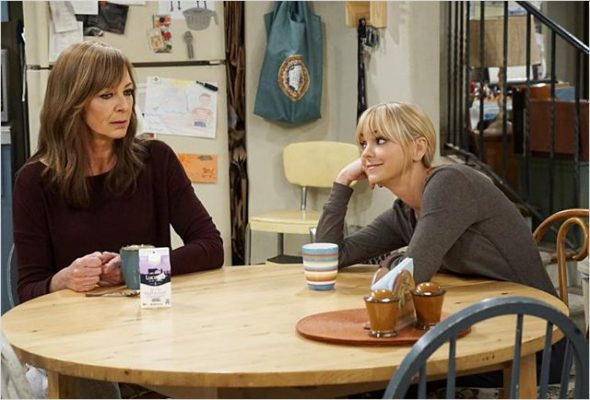 Mom TV show on CBS: season five (canceled or renewed?)