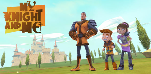 My Knight and Me TV show on Cartoon Network: canceled or renewed?