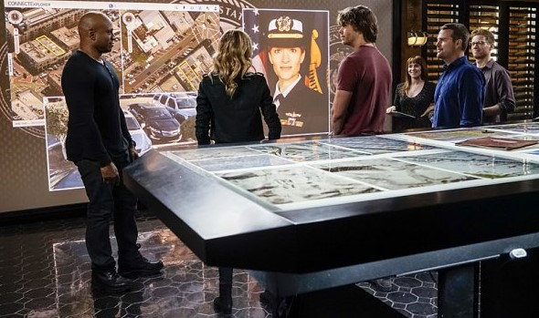 NCIS Los Angeles TV Show canceled or renewed?
