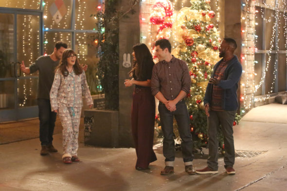 New Girl: canceled or renewed?