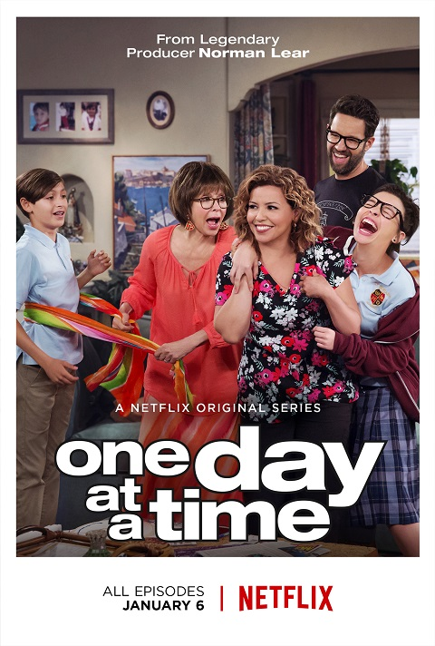 One Day at a Time TV show on Netflix (canceled or renewed?)
