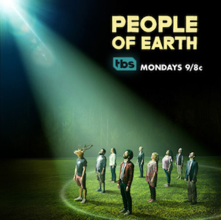 People of Earth TV show on TBS: season 2 renewal (canceled or renewed?) People of Earth TV show renewed for season two on TBS (canceled or renewed?)