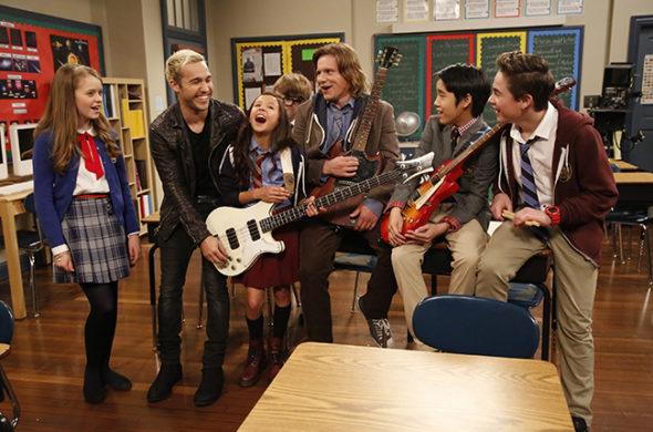 School of Rock TV show on Nickelodeon
