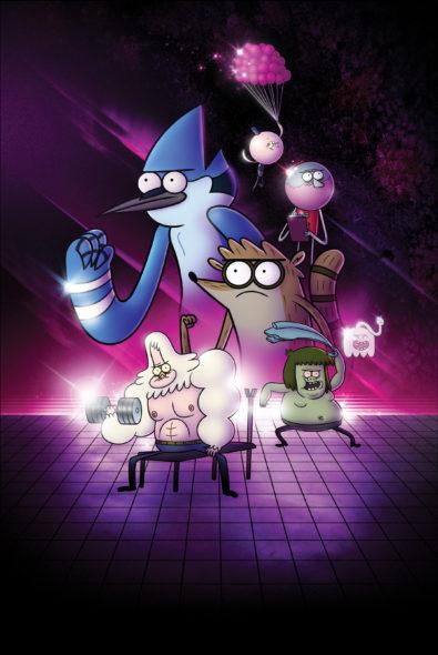 Regular Show TV show on Cartoon Network: ending, no season 9 (canceled or renewed?)