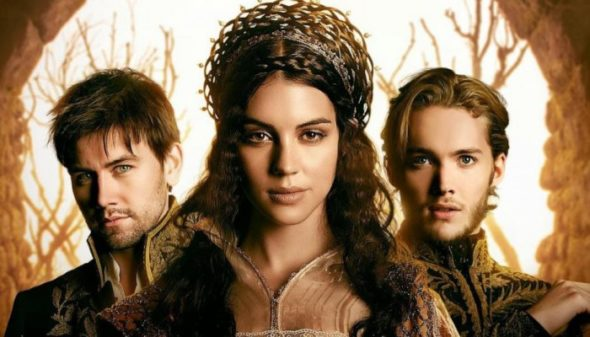 Reign TV show on The CW