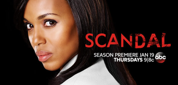 Scandal TV show on ABC: season 7 (canceled or renewed?)