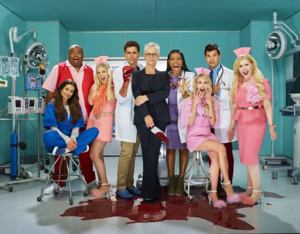 Scream Queens TV show on FOX: season 3 (canceled or renewed?)
