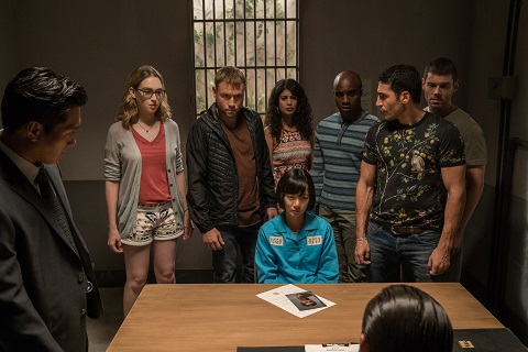 Sense8 TV show on Netflix: season 2 (canceled or renewed?)