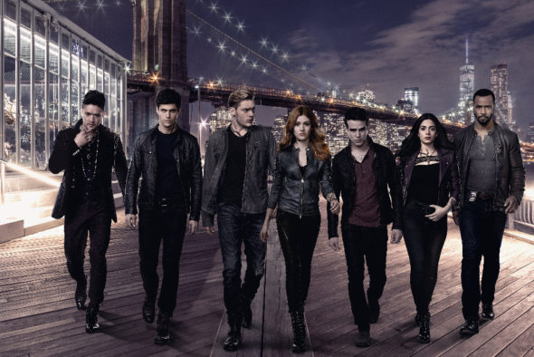 Shadowhunters TV show on Freeform: season 2 (canceled or renewed?) Shadowhunters season 2 premiere on Freeform (canceled or renewed?)