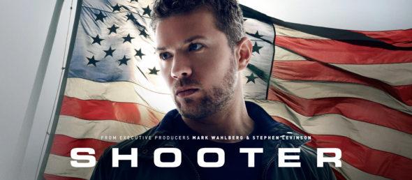 Shooter TV show on USA Network: season 2 renewal (canceled or renewed?) Shooter TV show renewed for season 2 on USA Network.