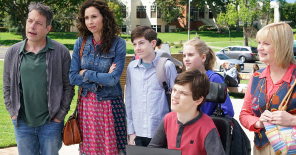Speechless TV show on ABC: cancel or renew for season 2?