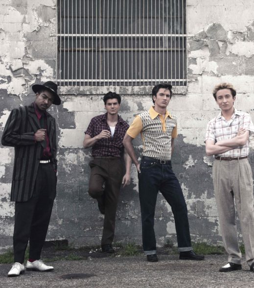 Sun Records TV show on CMT: season 1 (canceled or renewed?) Sun Records TV show on CMT: season 1 premiere (canceled or renewed?) Million Dollar Quartet TV show on CMT: season 1 (canceled or renewed?)