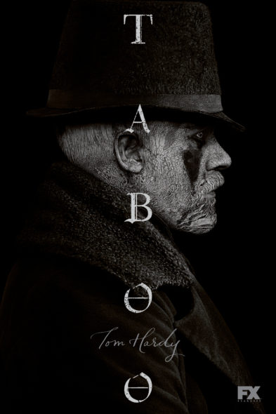 Taboo TV show on FX: season 1 (canceled or renewed?)