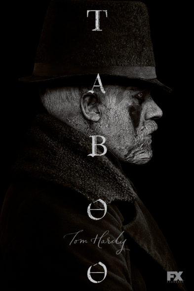 Taboo TV show on FX: season 1 (canceled or renewed?)