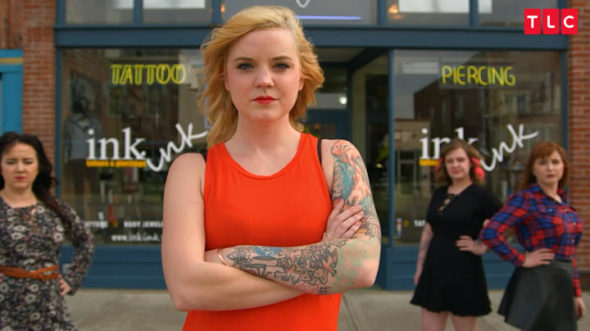 Tattoo Girls TV show on TLC: canceled or renewed?