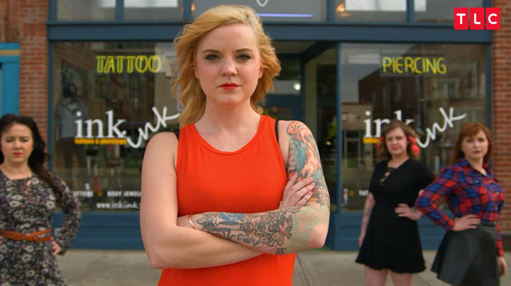 Tattoo girls tlc 39 s female tattoo artist series launches on christmas eve canceled tv shows - Tlc house shows ...