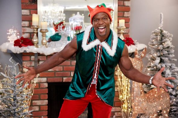 Terry Crews Saves Christmas TV Show: canceled or renewed?