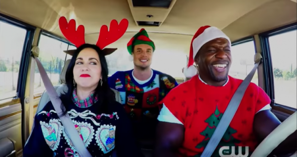 Terry Crews Saves Christmas TV show on CW (canceled or renewed?)