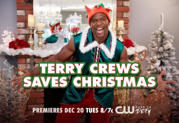 Terry Crews Saves Christmas TV show on CW: ratings (cancel season 2?)